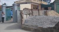 Thái Bình: Điều tra vụ học sinh lớp 6 tử vong do tường sập