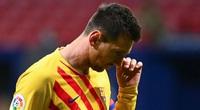 SỐC! HLV Koeman gạch tên Messi khỏi danh sách thi đấu của Barca