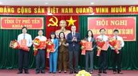 Phú Yên: Điều động, bổ nhiệm 19 nhân sự chủ chốt