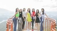 """Ngắm thí sinh Miss Tourism Vietnam 2020 xinh đẹp """"gây thương nhớ"""" tại Vườn quốc gia Tà Đùng"""