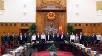 Thủ tướng chủ trì phiên họp của Ban Chỉ đạo An ninh mạng quốc gia