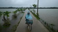 Cảnh mưa lũ tại Việt Nam được công bố trong chùm ảnh thiên tai năm 2020