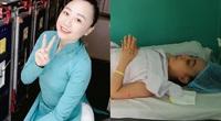 Nữ tiếp viên xinh đẹp thương tật 79% vì xe Mercedes tông: Nỗi đau này mình tôi phải chịu...