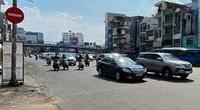 TP.HCM: Phạt 7 triệu, giam xe của đôi nam nữ đánh cảnh sát ở Hàng Xanh