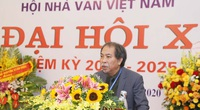 Chủ tịch Hội Nhà văn VN Nguyễn Quang Thiều: Thách thức với mỗi nhà văn trước trang viết của mình