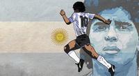 Diego Maradona từng nói về dòng chữ sẽ khắc trên bia mộ của mình
