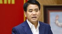 Truy tố ông Nguyễn Đức Chung ra Tòa án TP.Hà Nội để xét xử