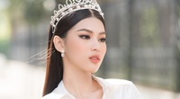 """Á hậu Ngọc Thảo để lộ lý do """"lỡ duyên"""" với vương miện Hoa hậu Việt Nam 2020"""