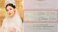 Bạn trai bí ẩn hơn 9 tuổi sắp kết hôn với Á hậu Tường San là ai?