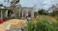 Sửa nhà, tạo vườn trồng cây cho gia đình bé trai bị bạo hành ở Bắc Ninh