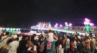 Khai mạc lễ hội ánh sáng quy mô lớn tại miền Tây