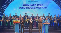 VietinBank lần thứ 6 liên tiếp đạt giải Thương hiệu Quốc gia