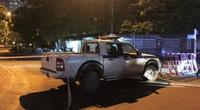 ẢNH-CLIP: Cảnh sát phong tỏa nơi phát hiện thi thể người trong vali