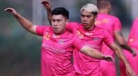 Ái ngại, cầu thủ Việt nặng 83 kg xin nghỉ tập ở Sài Gòn FC