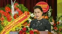 """Chủ tịch Quốc hội Nguyễn Thị Kim Ngân: """"Nhiệm vụ của ngành ngân hàng còn rất nặng nề"""""""