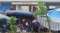 Tổ quản lý chợ Long Thành thu phí sai quy định: Bao giờ xử lý sai phạm?