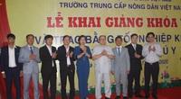 Trường Trung cấp Nông dân Việt Nam: Nâng cao chất lượng đào tạo nghề, nhân rộng mô hình hay