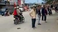 Thái Nguyên: Ô tô chạy tốc độ cao đâm xe máy ngược chiều, 2 người tử vong