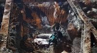 Vụ phát hiện bom phá tại Cửa Bắc: Không dùng điện thoại trong bán kính 200m