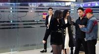 """Lệ Quyên cùng """"người tình tin đồn"""" của Đoàn Văn Hậu diễn show thời trang L'amant"""