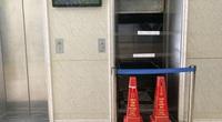 Cận cảnh hiện trường thang máy chung cư rơi tự do tại Hà Nội khiến nhiều người hoảng loạn