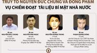Xét xử kín vụ án bị cáo Nguyễn Đức Chung chiếm đoạt tài liệu bí mật nhà nước