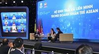 Doanh nhân trẻ ASEAN cần một tầm nhìn vượt biên giới