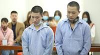 Hai tên cướp đâm tài xế Grab ở Hà Nội nhận tổng mức án 40 năm tù