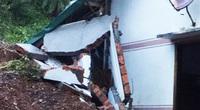 Đắk Lắk: 3 ngôi nhà bị sụp đổ, nhiều nhà bị vùi lấp do mưa lớn
