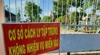 Một phụ nữ về từ Trung Quốc trốn cách ly tập trung