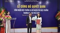 Đại học Phú Xuân chính thức bổ nhiệm Hiệu trưởng mới