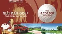 BRG Golf Hà Nội festival chuẩn bị khởi tranh mùa giải 2020: Ngày hội golf đẳng cấp được đón chờ nhất trong năm