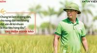 Ba doanh nhân làm nông nghiệp công nghệ cao được phong tặng danh hiệu Anh hùng Lao động