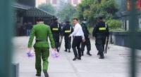 An ninh thắt chặt ở phiên xử kín cựu Chủ tịch Hà Nội Nguyễn Đức Chung