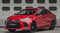 Toyota Vios phiên bản thể thao ra mắt, giá bao nhiêu?