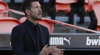 """Atletico bị """"Bayern Munich B"""" ngáng đường, HLV Simeone đổ thừa cho may rủi"""