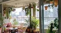 3 nguyên tắc vàng khi trồng cây phong thủy ở ban công chung cư để hút tài lộc vào nhà như nước