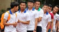 Những tuyển thủ quốc gia Việt Nam nào đang đi học Đại học?