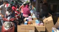 Covid-19 tại TP.HCM: Người dân lại ùn ùn đi mua khẩu trang y tế
