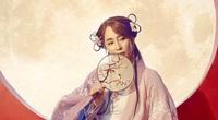 Quỳnh Nga hoá tiên giáng trần trong bộ ảnh cổ trang