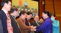 Chủ tịch Quốc hội Nguyễn Thị Kim Ngân: Mỗi suy nghĩ, hành động đều phải hướng tới đại đoàn kết toàn dân tộc