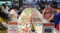 Covid-19 tại TP.HCM: Thực phẩm, hàng hóa dồi dào, người dân phải đeo khẩu trang khi đi chợ, siêu thị