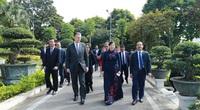Đại sứ Hoa Kỳ tại Việt Nam thăm và làm việc với Thái Nguyên