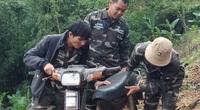 Quảng Trị: Xe tổ bảo vệ rừng bị đập phá, nghi lâm tặc trả đũa