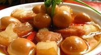 Cách làm thịt kho tàu thơm ngon, đậm đà đơn giản nhất