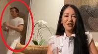 Phản ứng Hồng Nhung khi livestream lộ mặt bạn trai ngoại quốc sống cùng nhà?