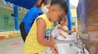 """Trẻ mầm non trở lại trường ở Đà Nẵng: """"Vui như Tết"""""""