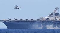 Lầu Năm góc tiết lộ sốc về hải chiến Mỹ-TQ tiềm tàng ở Thái Bình Dương