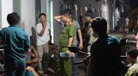Truy bắt kẻ sát hại người đàn ông trong căn nhà 3 tầng ở TP.HCM