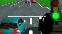Đề xuất trường hợp đèn giao thông xanh vẫn phải dừng xe